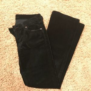 7 for all Mankind Velvet pants